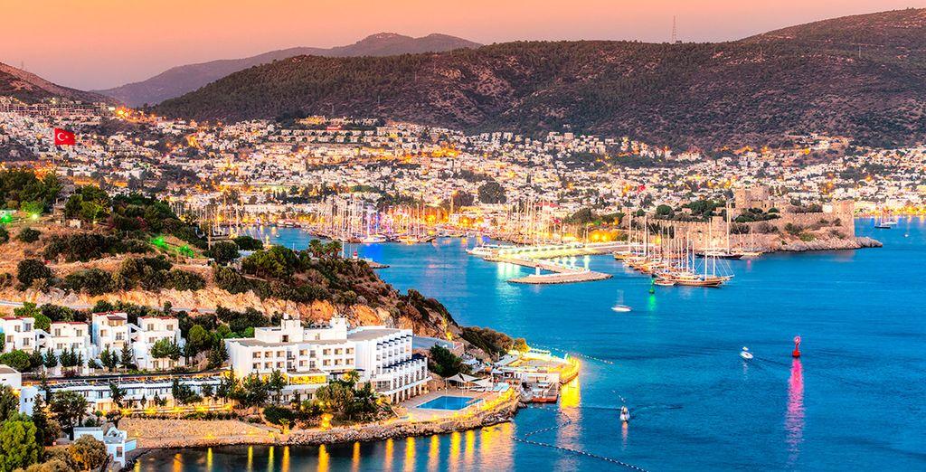 Gehen Sie auf eine Reise in die Türkei mit den exklusiven Angeboten von Voyage Privé
