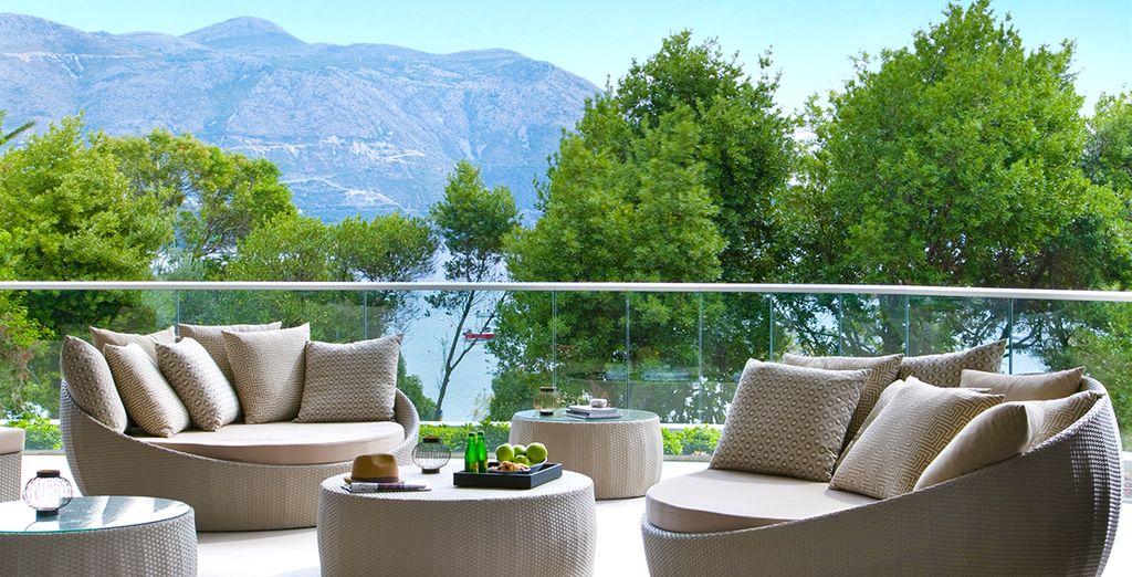 Buchen Sie das hotel Sheraton Riviera Dubrovnik in Kroatien