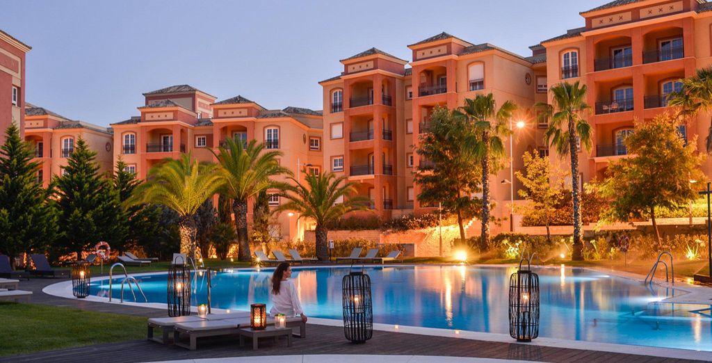 Buchen Sie das Hotel Sentido AMA Islantilla in Andalusien mit unserem Reiseführer
