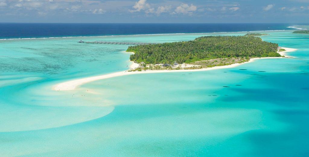 Machen Sie Urlaub auf einer Paradiesinsel mit unseren Last-Minute-Reisen