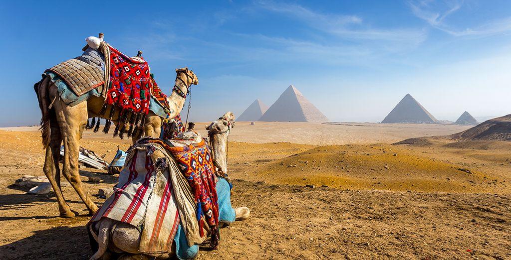 Erkunden Sie Ägypten mit Voyage Privé