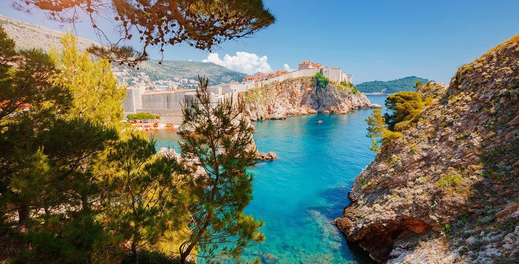 Entdecken Sie die herrlichen Landschaften Dubrovniks mit Voyage Privé