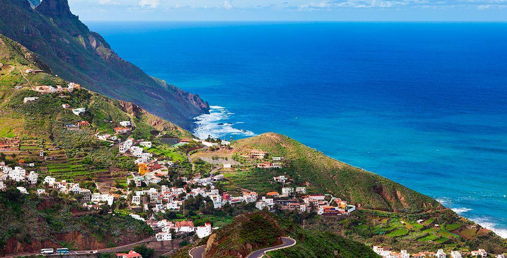 Gehen Sie nach Teneriffa während Ihres Urlaubs in Spanien mit Voyage Privé.