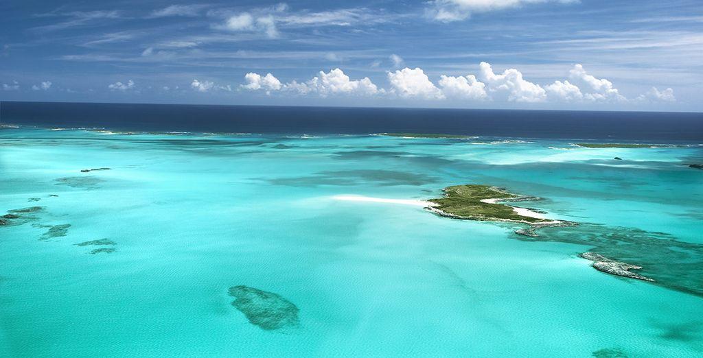 Traumurlaub auf den Bahamas in der Karibik