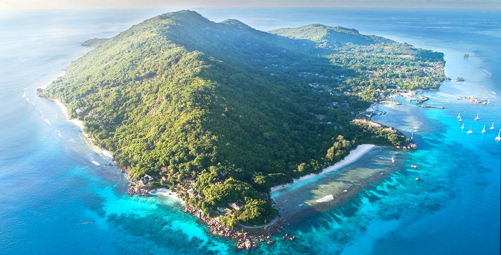 Seychellen islen