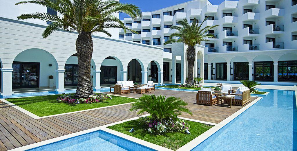 Hotel Mitsis Faliraki Beach 5* mit Voyage Privé