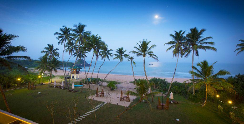Rundreise Sri Lanka & Shinagawa Beach Hotel 4* mit Voyage Privé