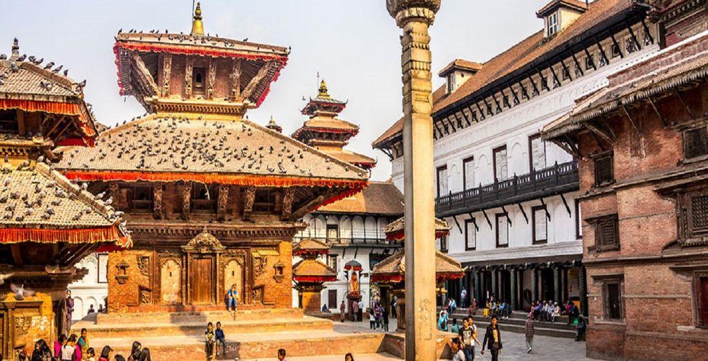 Private Rundreise Nepal und optionale Wanderung im Himalaya mit Voyage Privé