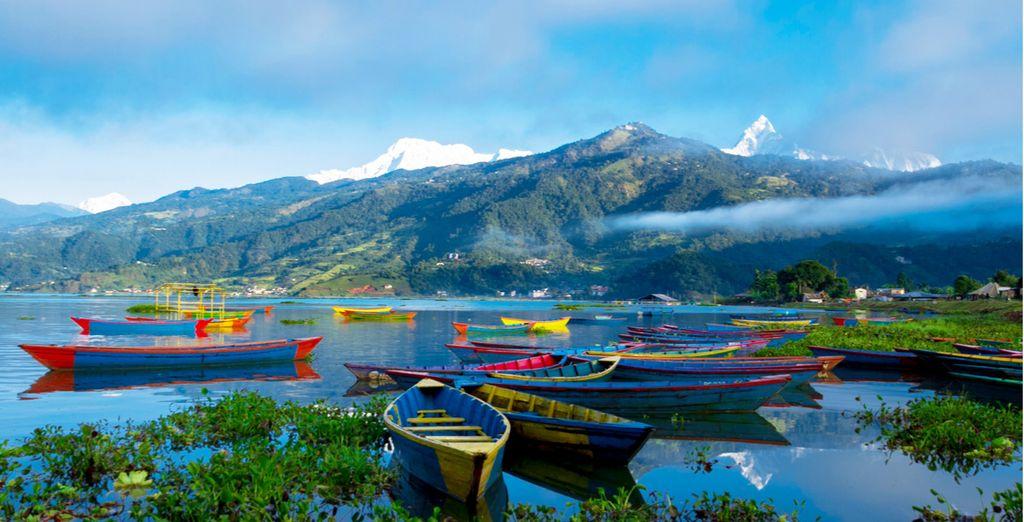 Private Rundreise Nepal und mögliche Wanderung im Himalaya
