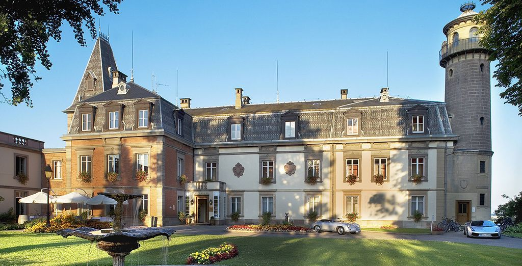 Château d'Isenbourg 5* Hotel