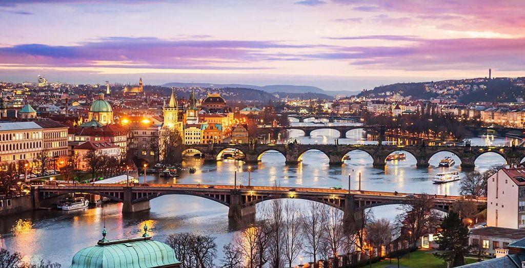 Die wichtigsten Aktivitäten auf dem Reiseweg nach Prag