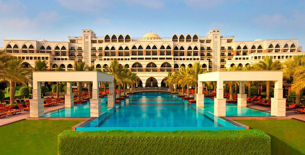 Jumeirah Zabeel Saray 5* mit Voyage Privé