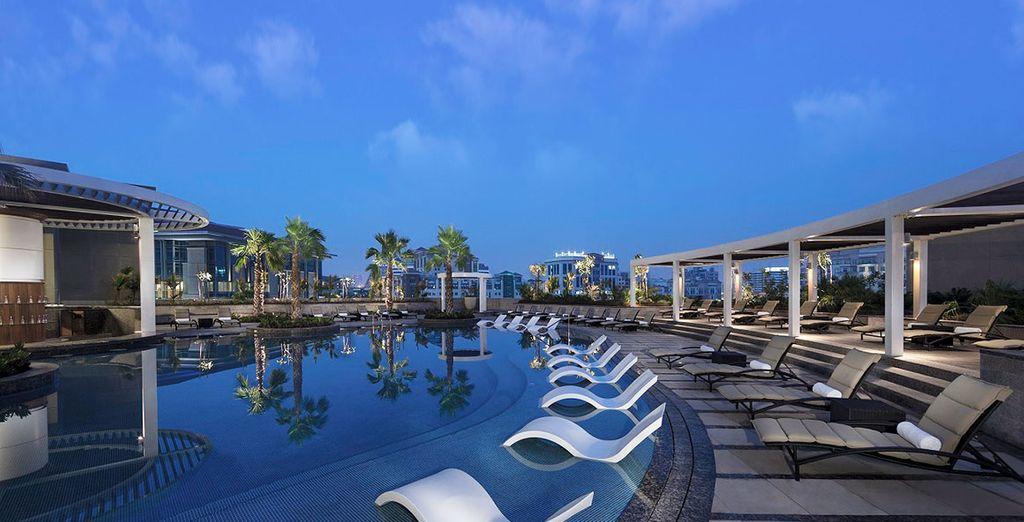 Hyatt Regency Dubai Creek Heights 5* mit Voyage Privé