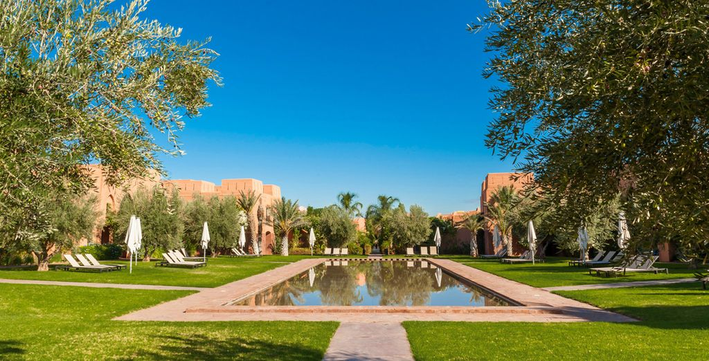 Adama Resort Marrakesch 4* mit Voyage Privé