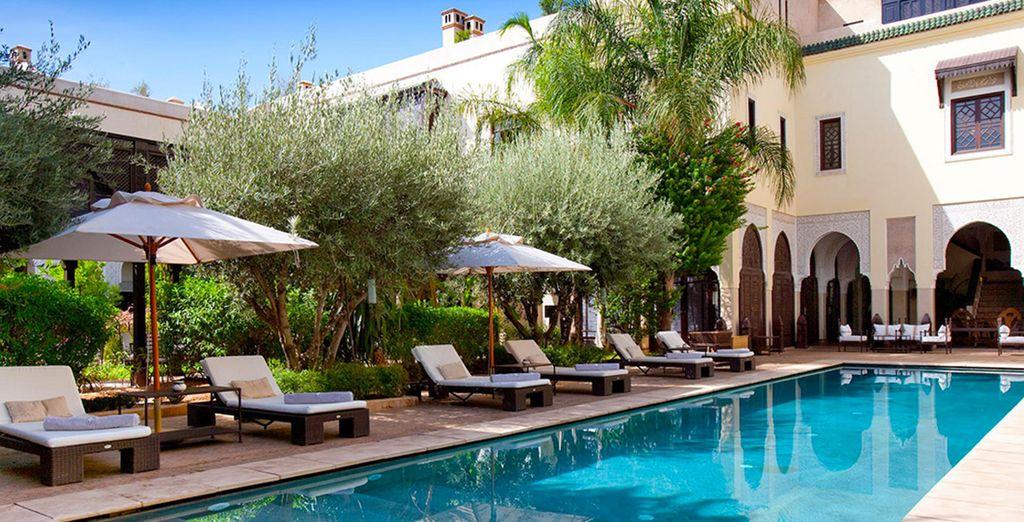 La Villa des Orangers 5* mit Voyage Privé