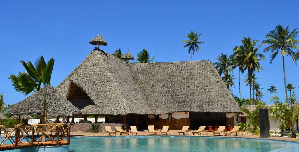 White Paradise Zanzibar 4* mit Voyage Privé