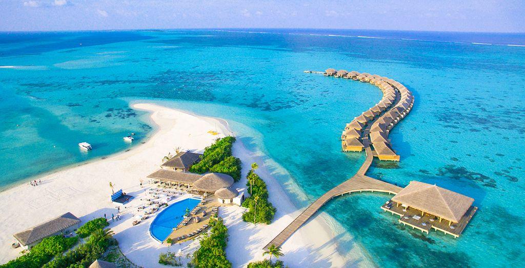 Malediven, Indischen Ozean
