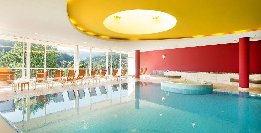 Schwarzwald Panorama Hotel 4,5* mit Voyage Privé