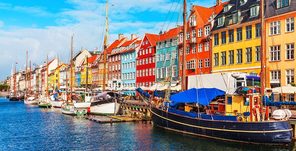 Wikinger Reisen in Dänemark