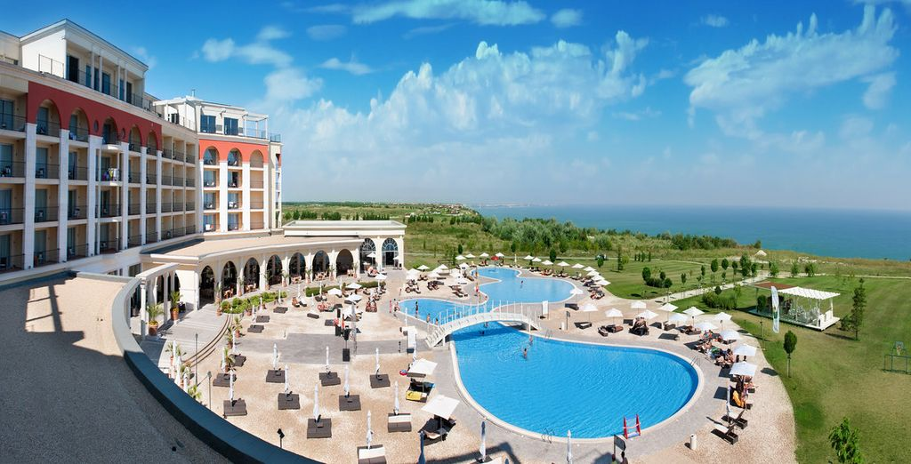 Lighthouse Golf Resort & Spa 5*