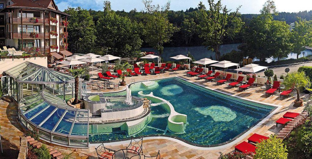 Romantischer Winkel Spa & Wellness Resort 5* Quedlinburg