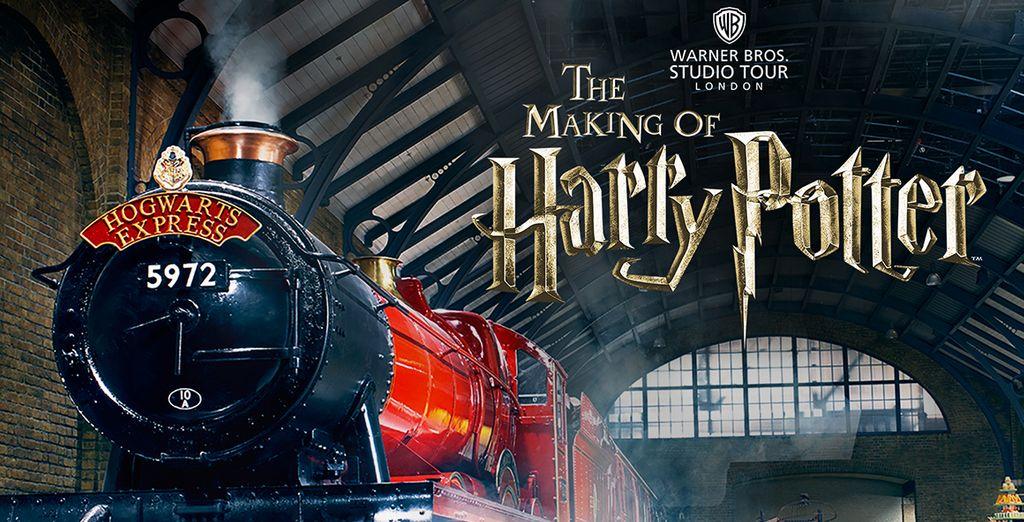 Ibis Style Ealing und Harry Potter Studios
