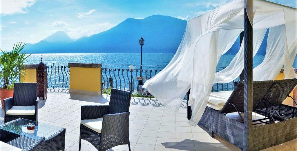 Boutique Hotel Brenzone 4* - Gardasee