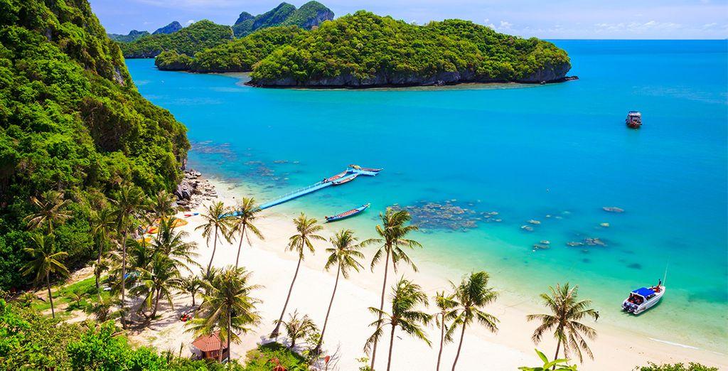 Manathai Koh Samui 4* + Panviman Resort 5*