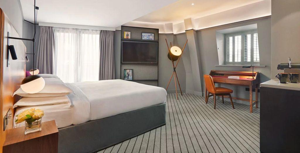 Hotel Andaz Liverpool Street 5*