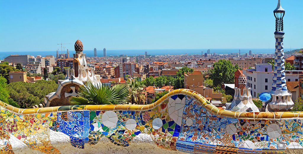 Herzlich willkommen in Spanien, genauer gesagt in Barcelona!