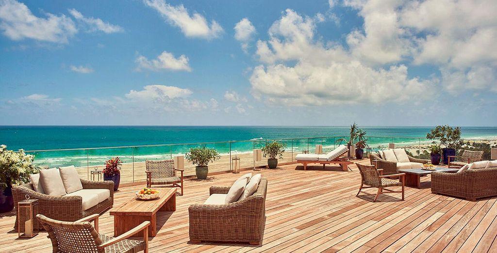 Kombireise Hotel Nautilus 4* Miami und Royalton Blue Water 5* Jamaika