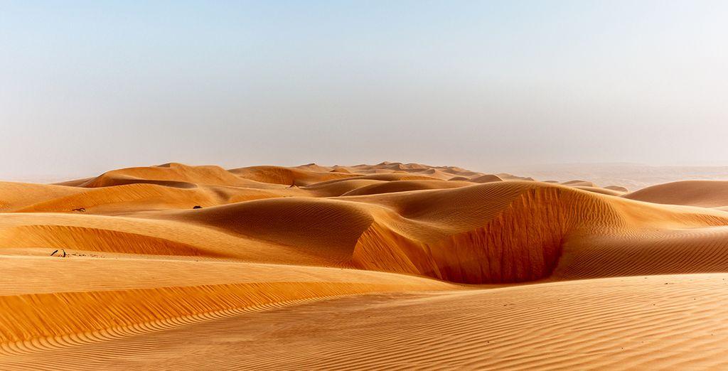 Die wichtigsten Aktivitäten während eines Urlaubs im Oman