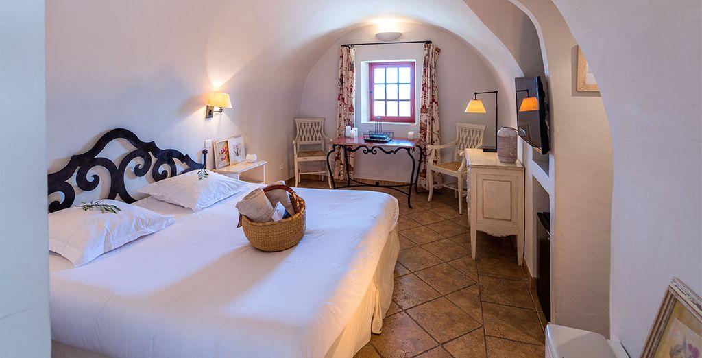 Ihr charmantes Zimmer
