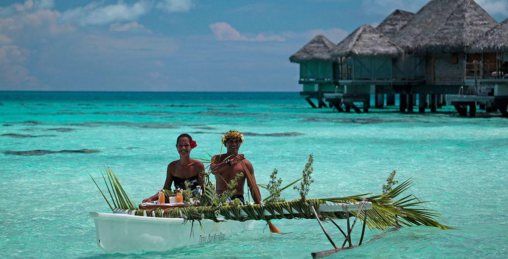 Urlaub auf Bora Bora