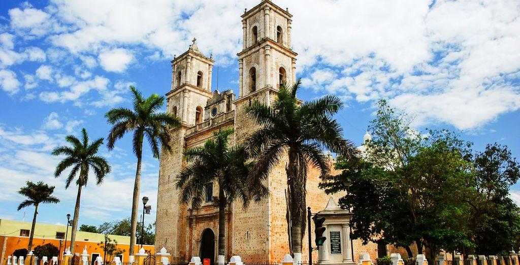Entdecken Sie die mexikanische Kultur und ihre prestigeträchtigen Gebäude
