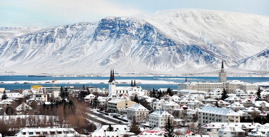 Apotek Hotel Reykjavik 4* - Island