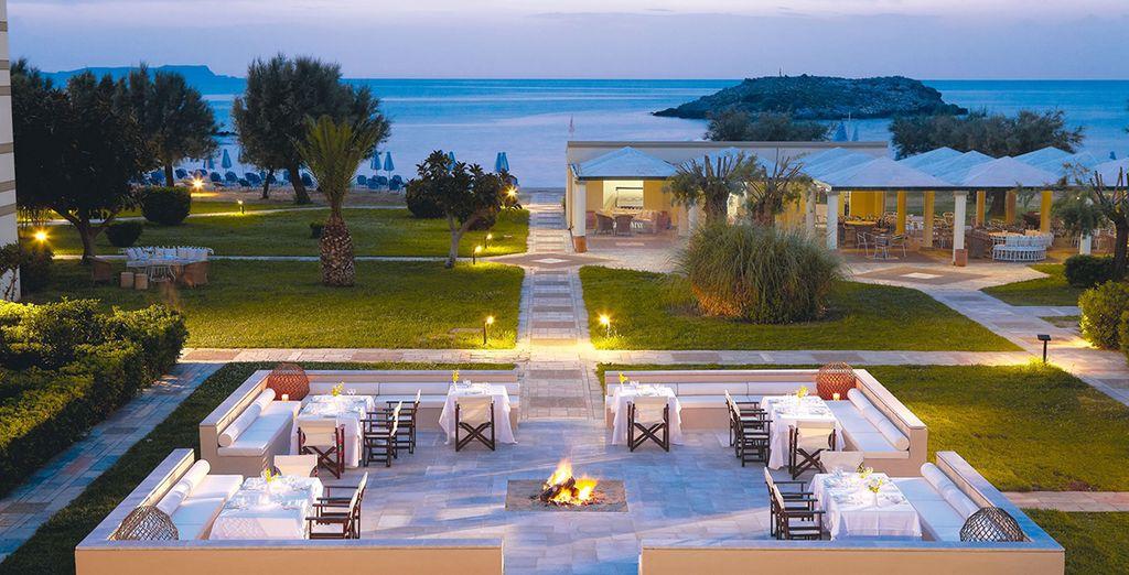 Hotel Grecotel Meli Palace 4*