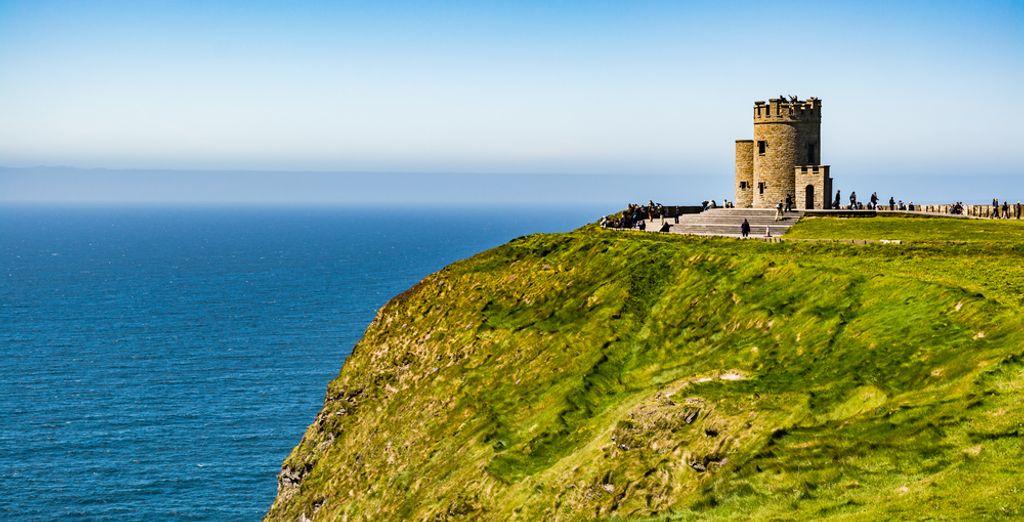 Entdecken Sie Irland und seine atemberaubenden Landschaften mit Voyage Privé