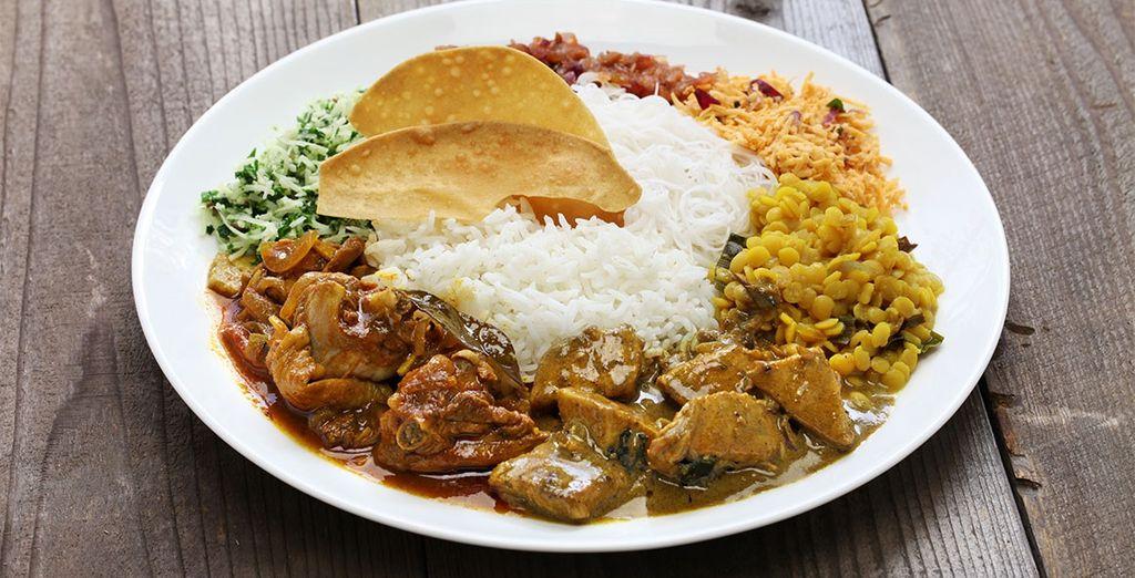 Sri Lanka Kulinarisch