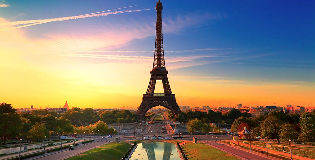 Willkommen in Paris!