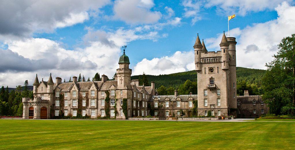 Kommen Sie und entdecken Sie Balmoral Castle