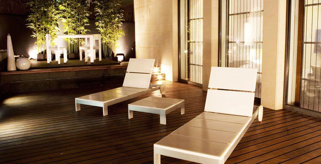 Disfruta del romanticismo de este hotel (imagen: Suite)