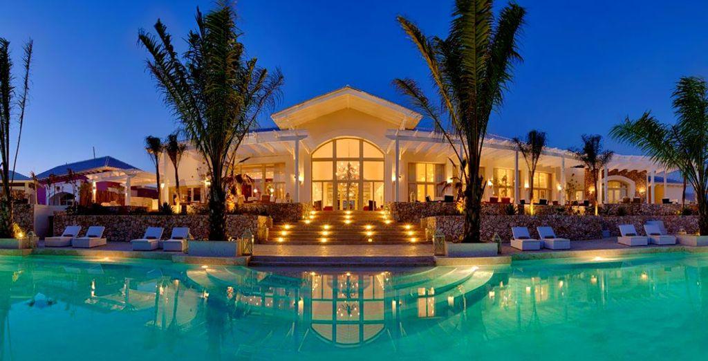 Un lujoso hotel de 5*