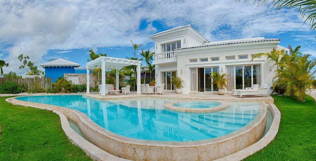 O la 3 dormitorios Villa Royale