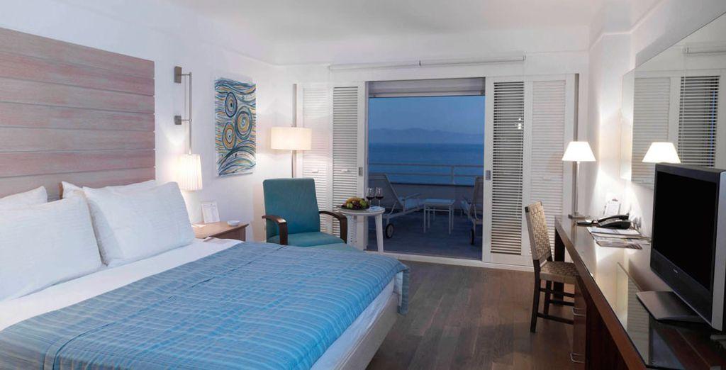 Elige una Habitación Gran Deluxe, Vistas al mar