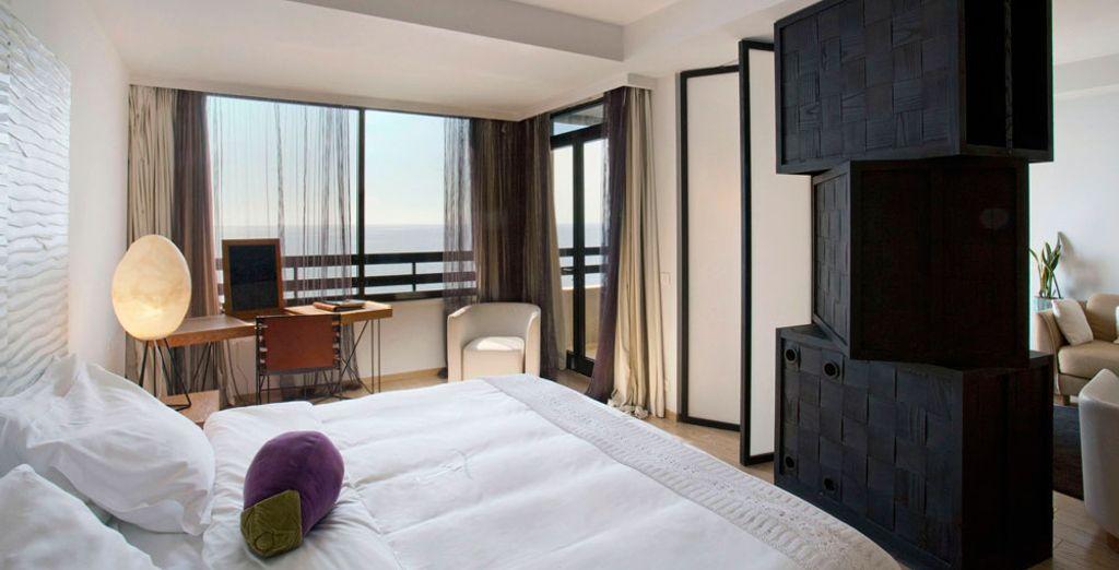 También está la Suite Side View...