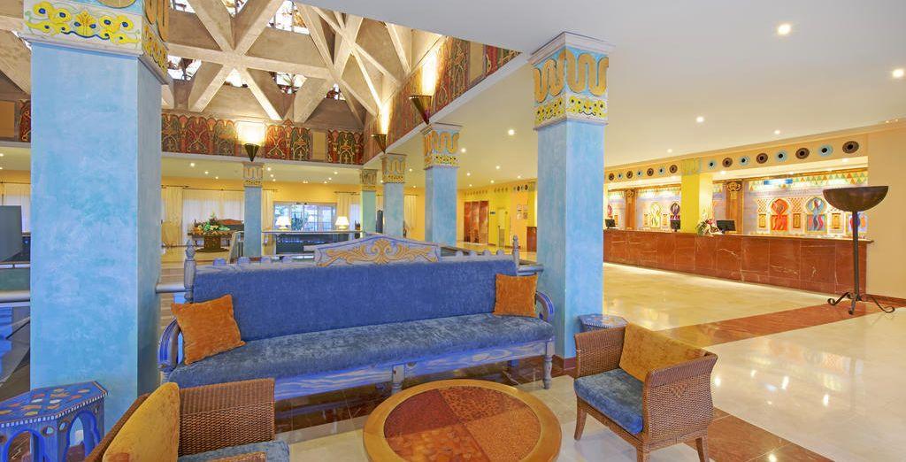 ¡Un hotel en el que disfrutarás de una estancia única!