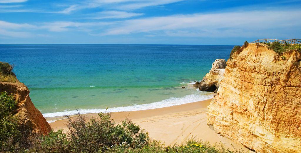 Visite las playas más idílicas