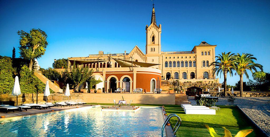Bienvenido al Sant Pere del Bosc Hotel & Spa 5*