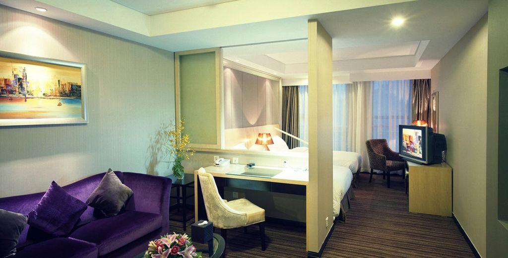 Hotel Titan Times 5*, Xi'An
